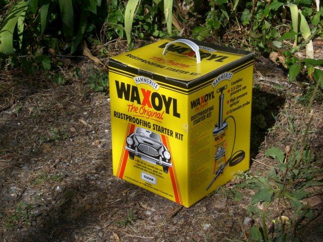 Le traitement anti rouille droit et internet for Produit pour nettoyer la rouille
